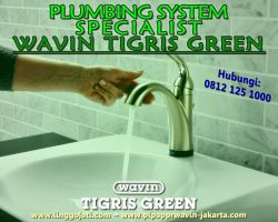 Article PLUMBING SYSTEM WIKA WATER HEATER  WAVIN TIGRIS GREEN